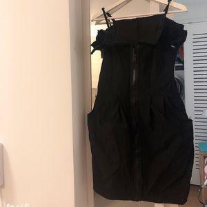 Vero Moda black cute dress size 4